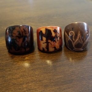 Jewelry - NWOT rings